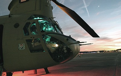 ECS to demonstrate planned upgrades to Chinook at I/ITSEC 2018 - ECS